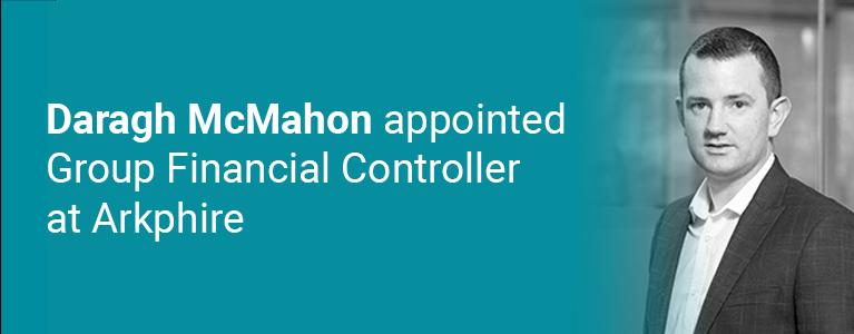 Daragh McMahon Group Financial Controller