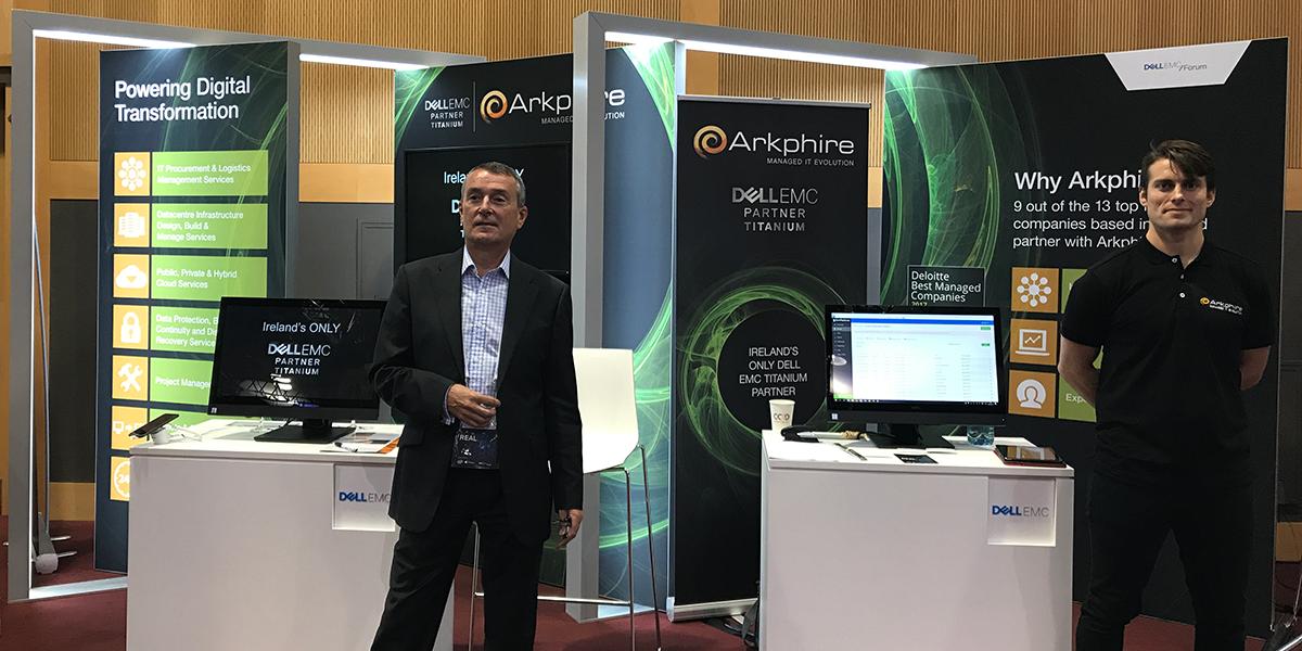 Arkphire Dell EMC Forum