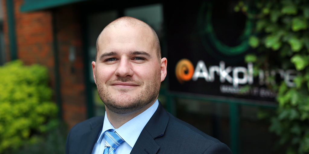 Arkphire Chief Technical Architect, Eoin Johnston confirmed as a speaker at Dublin Tech Summit