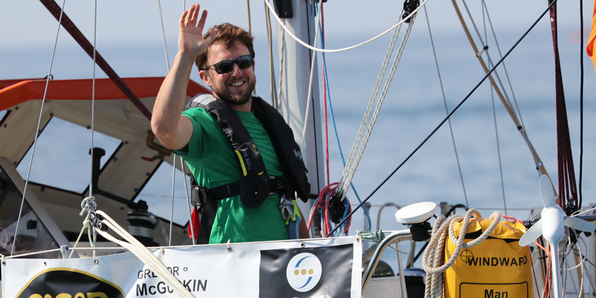 Gregor's Solo Circumnavigation, 1 Month Down, 7 To Go